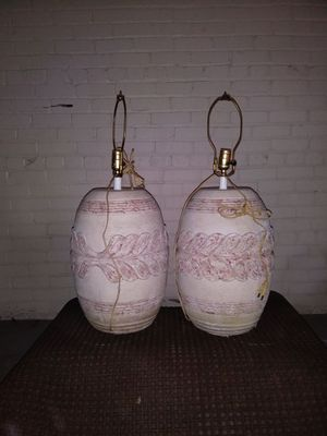 Lamps/shades for Sale in Grosse Pointe, MI