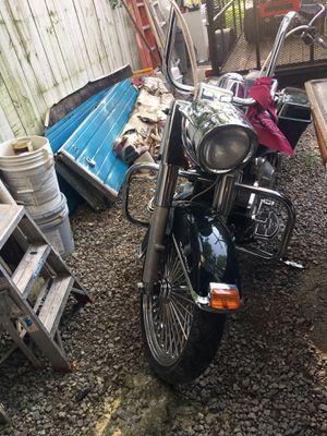 2002 Harley Davidson road king for Sale in Nashville, TN