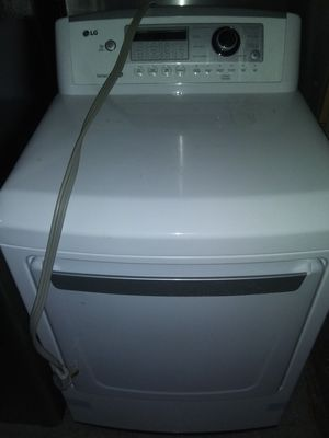 LG electric dryer for Sale in New Britain, CT