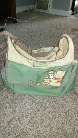 Simply fit board, an Winnie the Pooh diaper bag for Sale in Wadena, MN