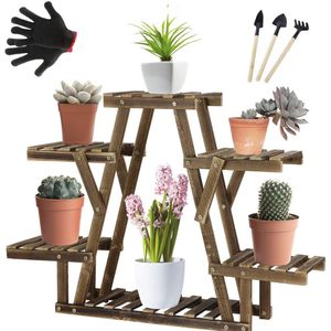 New Plant Rack With 3 Tools And Gloves for Sale in Cliffside Park, NJ