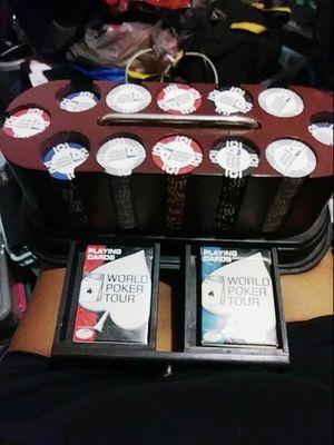 World Poker Tour Carisoul for Sale in Port Richey, FL