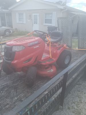 ((Parting out ONLY)) troybilt riding lawn mower for Sale in Lakeland, FL