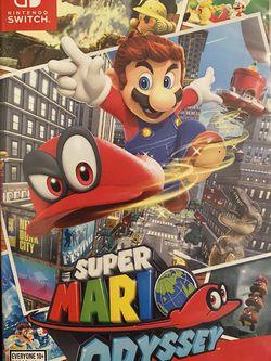 Super Mario Odyssey for Sale in Apopka,  FL