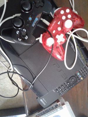 PS3 with Games and Remote for Sale in Kennesaw, GA