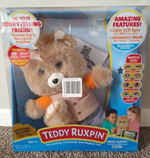 Teddy Ruxpin for Sale in Florissant, MO