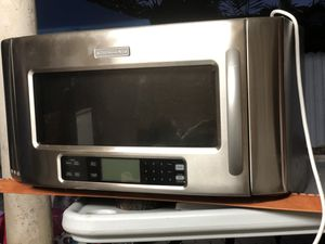 Used microwave (FREE) for Sale in Hialeah, FL