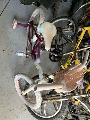"""20$ girl bike 16"""" for Sale in Davie, FL"""