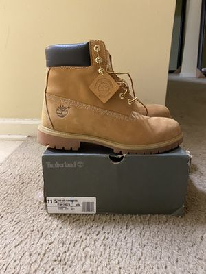 Timberland Boots size 11:5 for Sale in Columbia, SC