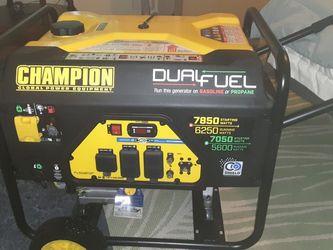 Brand new 7800 Watt Generator for Sale in Lynnwood,  WA