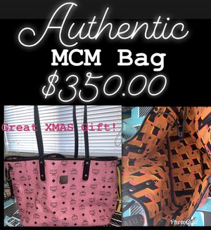 Authentic MCM Bag for Sale in Belcamp, MD
