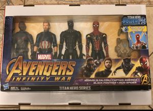 Marvel Avengers Figures for Sale in Miramar, FL