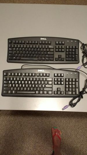 2 Dell Keyboards for Sale in Fresno, CA
