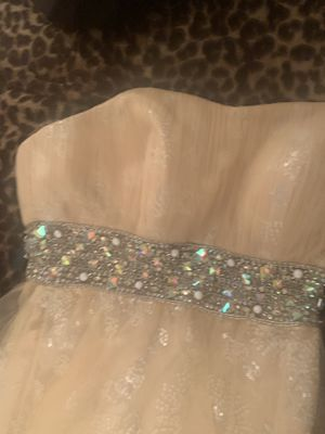 Beautiful long formal dress for homecoming or prom for Sale in Brunswick, OH