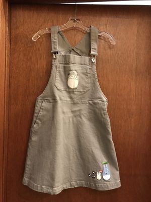 Totoro Overall Dress M for Sale in Federal Way, WA