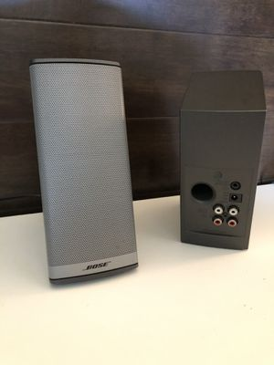Bose Speakers with aux for Sale in Schaumburg, IL