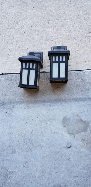 Bronze , Out door lights for Sale in Westland, MI