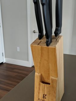 Knife Stand With Knives for Sale in Santa Clara,  CA
