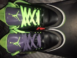 Air Jordan Retro 3 *Joker* for Sale in Fort Lauderdale, FL