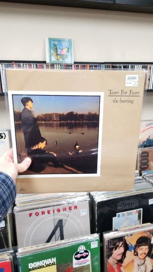 Tears for Fears: The Hurting vinyl record LP used. excellent condition for Sale in La Mesa, CA