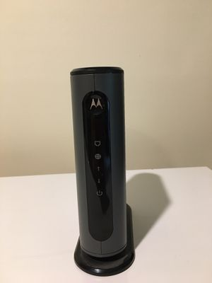 Motorola 3.0 Cable Modem MB7420 for Sale in Woodstock, GA