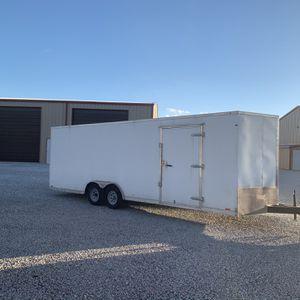 2015 Continental Cargo 8.5x 26ft Enclosed Trailer/ Auto Hauler for Sale in Austin, TX