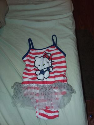 Hello kitty baithing suite for Sale in Belleville, MI