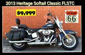 2013 Harley Davidson Heritage Softail Classic for Sale in Saint Paul, MO