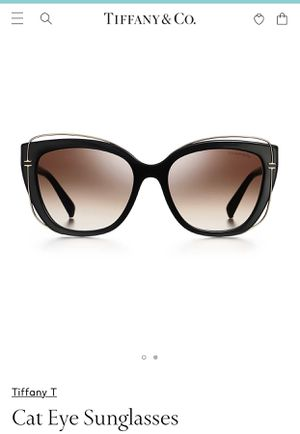 Tiffany & Co. Cat Eye Sunglasses for Sale in San Diego, CA