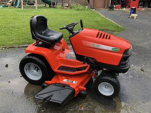 Scott's riding mower by John Deere 20hp 48 deck for Sale in Hanover Park, IL