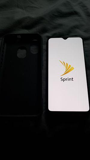 Samsung Galaxy A20 SM-A205U - 32GB - Black (Sprint) for Sale in Dana Point, CA