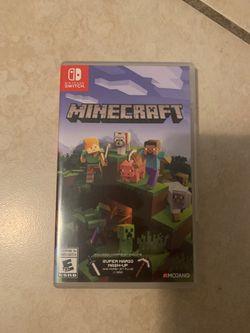 Minecraf Nintendo switch for Sale in Carol City,  FL