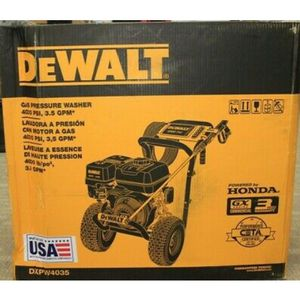 Dewalt 4000 psi pressure washer gas powered for Sale in Hayward, CA