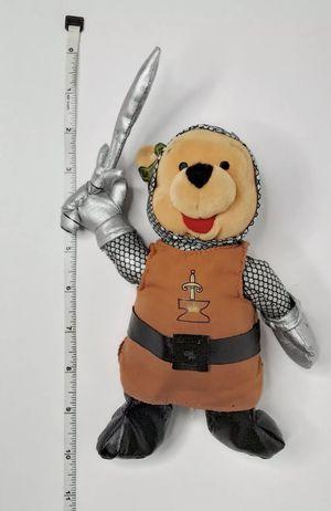 Winnie the Pooh Mini Bean Bag Plush King Arthur Disney Store for Sale in Aliquippa, PA