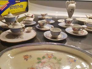 Antique doll set china for Sale in Woodbridge, VA