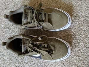 Lightly worn VANS size 12 for Sale in Pinole, CA
