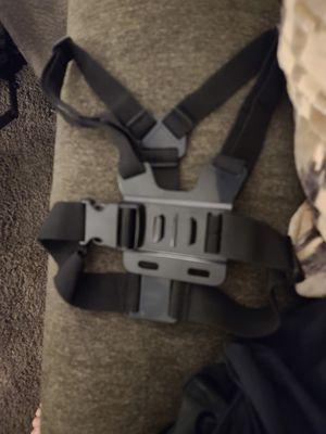 GoPro chest strap. for Sale in Rialto, CA