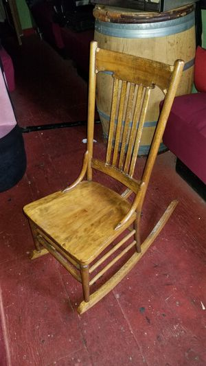 Small antique rocking chair from the 1800s. for Sale in San Francisco, CA