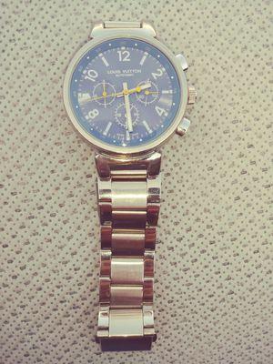 Louis Vuitton men's watch for Sale in Pasadena, CA