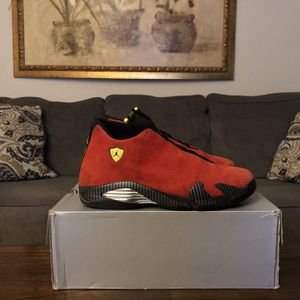 Nike Air Jordan 12 Ferrari for Sale in Bowie, MD