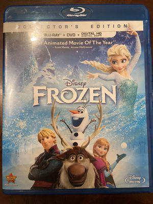 Disney Frozen Blu-Ray + DVD for Sale in Santa Fe Springs, CA