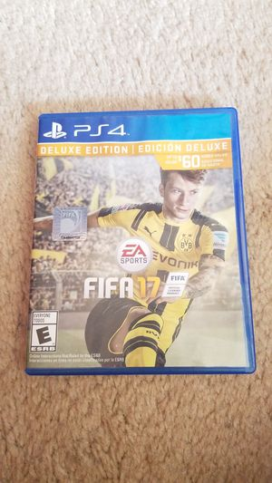 FIFA 17 Deluxe Edition for Sale in Las Vegas, NV