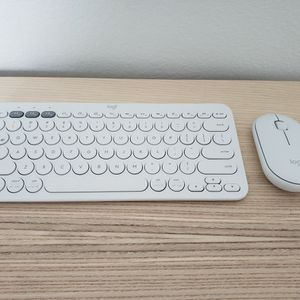 Wireless Keyboard And Mouse Logitech for Sale in La Mesa, CA