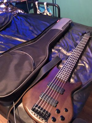Ibanez 6 String Bass Guitar - Brand New for Sale in Whittier, CA