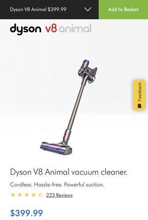Dyson v8 Animal for Sale in Glen Burnie, MD