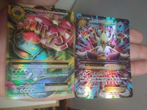 Full art Pokemon Cards (M Venasaur, M Alakazam, M Aggron, M Volcanion plus other Rare Ex and Gx Cards) for Sale in Portland, OR