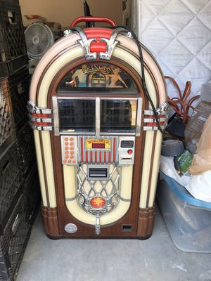 WURLITZER PRINCESS.....One More Time CD player..Holds 120 cds.... for Sale in McDonough, GA