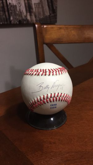 Billy Wagner autographed baseball collectible for Sale in Harrisonburg, VA