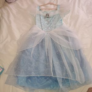 Disney store Cinderella costume dress for Sale in Spring, TX