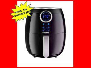 Gourmia 5 Qt Digital Air Fryer NEW for Sale in Plantation, FL